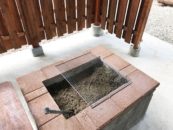 木製小屋づくりの『アウトドアリビング』2