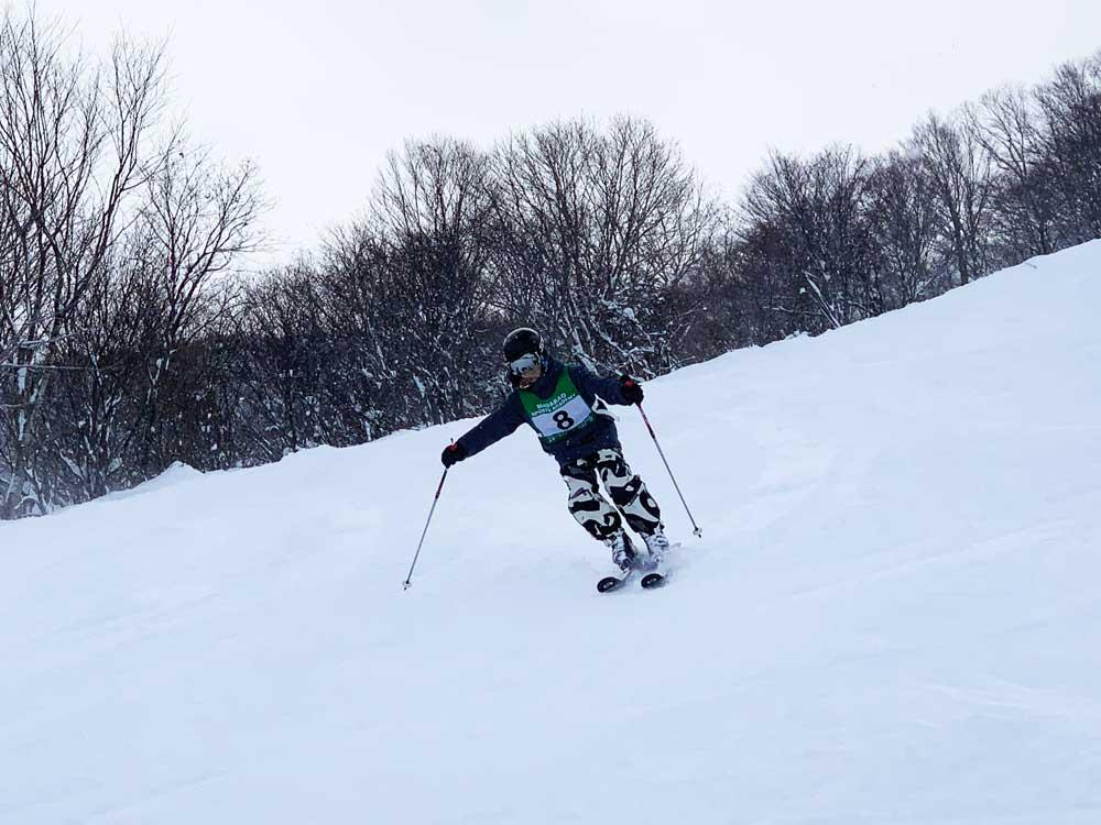 2021-2022冬休みジュニアスキー合宿2