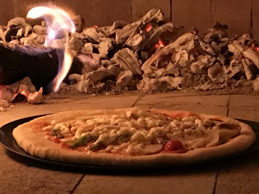 ピザ作り体験施設4